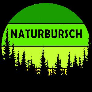 Naturbursch grün