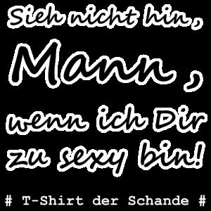T-Shirt der Schande