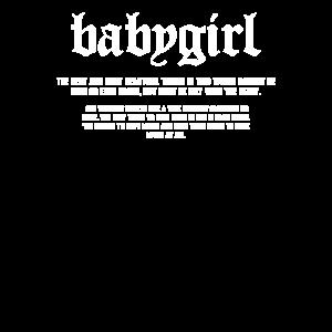 Babygirl Aesthetic Grunge Clothes Edgy E-Girl