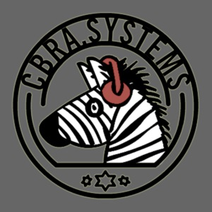 cbra systems head zebra headphone