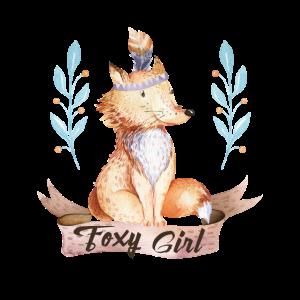 Fuchs Wasserfarben Design Brave Fox Fuchs