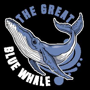 Großer Blauwal