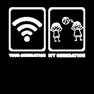 Kindheit ohne Internet