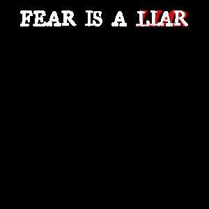 Angst und Lüge