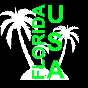 Florida2 greenVintage
