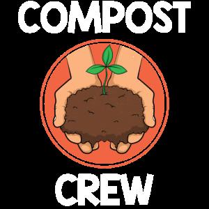 Kompostierung Umweltaktivist Kompostierung
