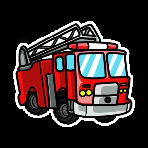 Feuerwehr Feuerwehrauto Kind Geschenkidee Einsatz