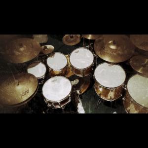 Golden Wonder Drumkit