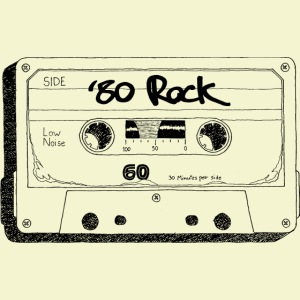 '80 Rock - Black