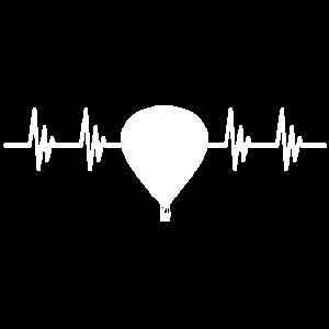 Ballon Herzschlag Puls
