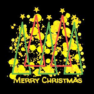 Weihnachtsbaum funkeln