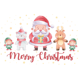 Weihnachten - Merry Christmas