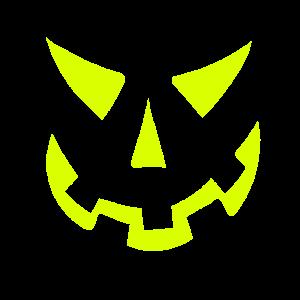Halloween Pumkin Fratze Geschenkidee
