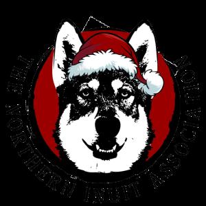 nördliche Inuit Weihnachten