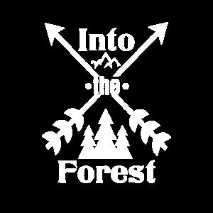 Wald Bergsport Geschenk