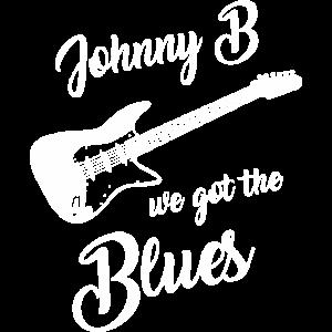 Rockabilly Blues Rock´n Roll Gitarren T-Shirt