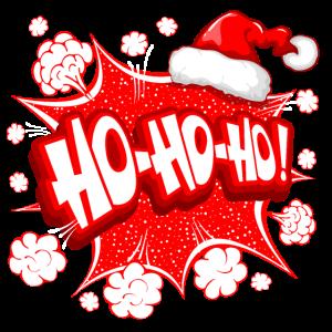 HO HO HO! Weihnachten