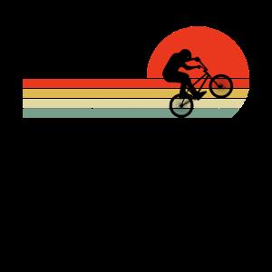 Vintage Retro BMX Fahrrad Motocross Racing Geschenk
