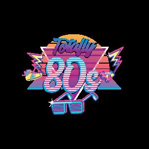 Totally 80s| Roller Skate| Sunglass| Sneaker