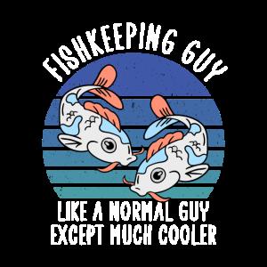 Fishkeeping guy