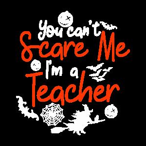 Scare Me Teacher