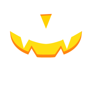 Kürbis Maske Halloween Facemask Face Mask