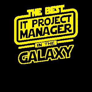IT-Projektmanager Das beste Geschenk der Galaxis