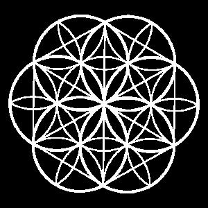 Heilige Geometrie Blume des Lebens