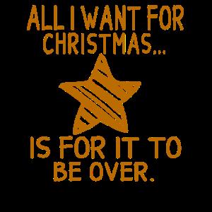 Alles, was ich mir zu Weihnachten wünsche