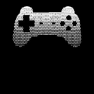Gamepad Geschenk Retro Controller Zocker Zubehör
