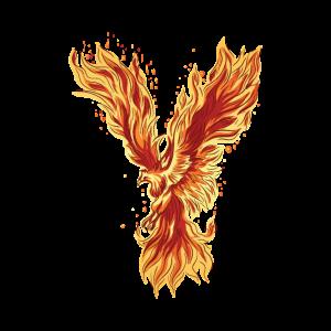 Feuer Phönix Fire Phoenix Orden FireBird