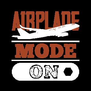 Flugzeugmodus ein - ZinSpira