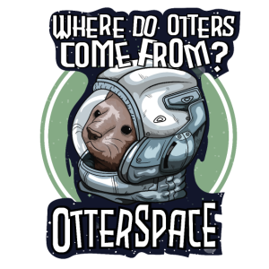 Where Do Otters Come From? Otter Space