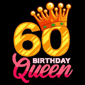60. Geburtstag Queen Geburtstagsfeier