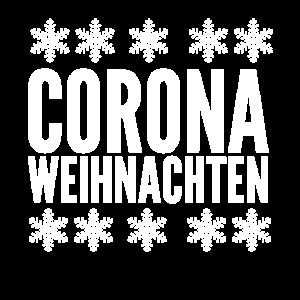 Corona Weihnachten Geschenk Pandemie Virus