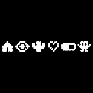 Retro Pixel-Art
