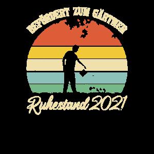 Ruhestand Rentner 2021 Rente Abschiedsgeschenk