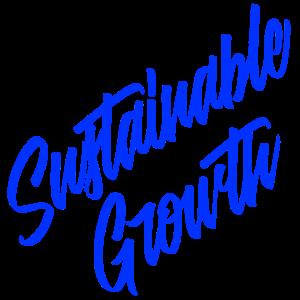 Nachhaltiges Wachstum - Nachhaltiges Wachstum