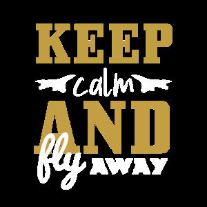Bleib ruhig und flieg weg - ZinSpira