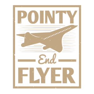 Pointy End Flyer - ZinSpira