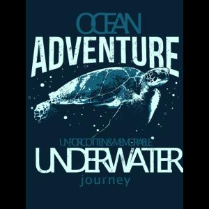 Ocean Adventure Underwater Journey
