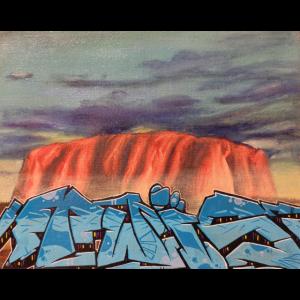 Twis X Uluru
