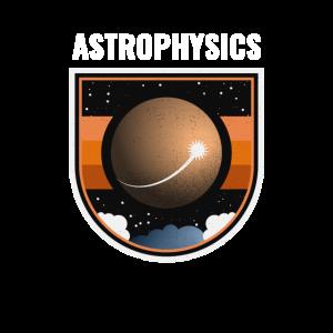 Astrophysik Planet Spruch Astrophysiker Geschenk