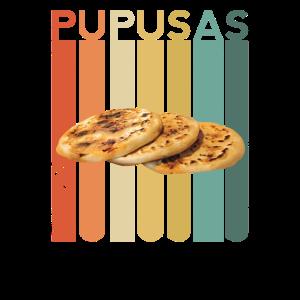 Pupusas El Salvador Salvadorianisches Essen Salvi