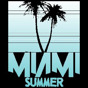 Tropical Miami Sommer Design