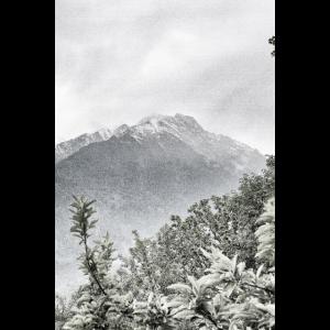 Südtirol Vintage | Berg Blick