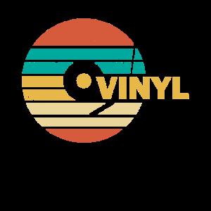 Vinyl Schallplatte