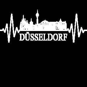 Düsseldorf EKG Düsseldorfer Geschenk