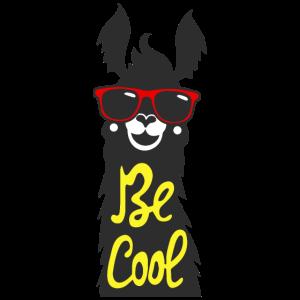 Sei cool! Sei ein Lama! Sei cool! Sei ein Lama :)