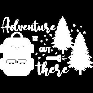 Das Abenteuer ist da